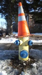 Clown hydrant
